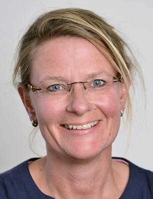 Silke Krause, pädagogische Leitung