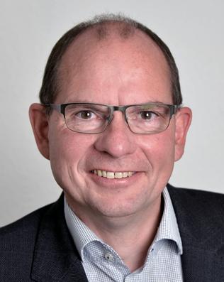 Martin Liegmann, Geschäftsführer